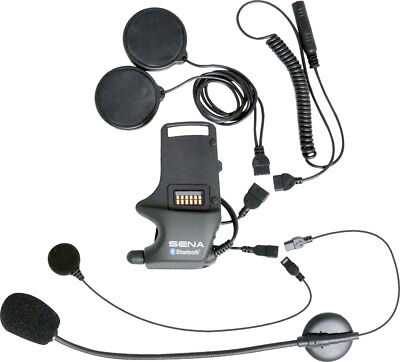 Sena Clamp Kit For Speakers/Earbuds Attachable Boom/Wired Mic SMH-A0306