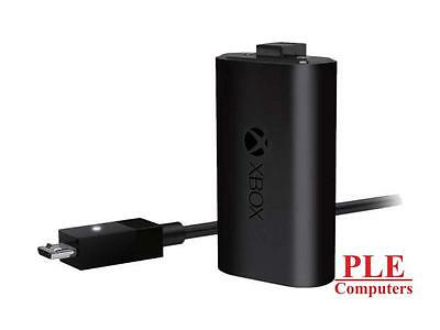 Microsoft Xbox One Controller Play and Charge Kit[S3V-00009]