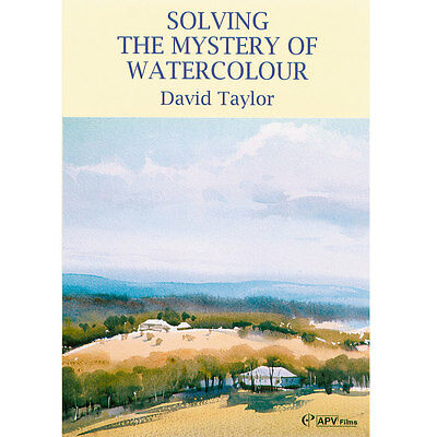 DVD : Solving The Mystery Of Watercolour : David Taylor