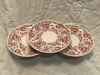 """Carefree True China by Syracuse MAYFLOWER  6 1/2"""" Bread & Butter Side Plate"""