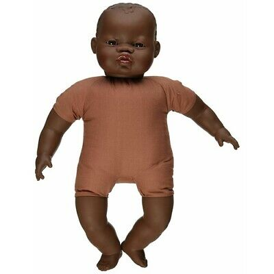 SOFTBODY ETHNIC Baby DOLL Black AFRICAN Multicultural Pretend PLAY PRESCHOOL TOY