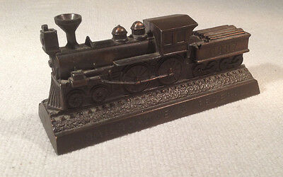 Vintage Banthrico Train Bank Indianapolis Safety For Savings