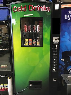 Dixie Narco Drink Vending Machine  DN 440
