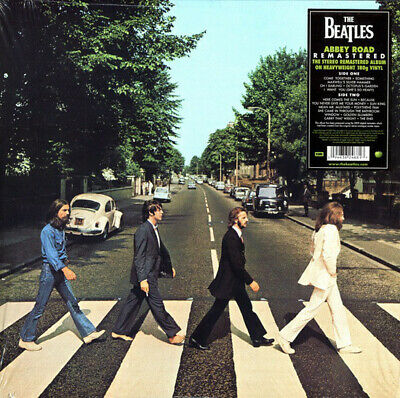Beatles Abbey Road remastered STEREO 180gm vinyl LP NEW/SEALED