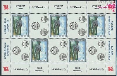 Austria 2532 Sheetlet unmounted mint / never hinged 2005 Stamp (8162378