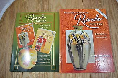 Collector's Encyclopedia of Roseville Updated 2003 ID Value Price Guide No. 13 j