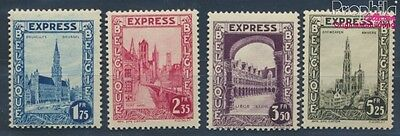 Belgium 266-269 unmounted mint / never hinged 1929 eilmarken (8248464