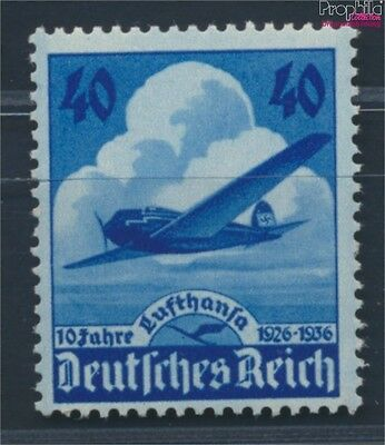 German Empire 603 unmounted mint / never hinged 1936 Lufthansa-Aircraft (8669678