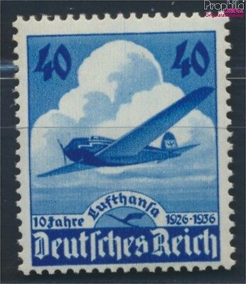 German Empire 603 unmounted mint / never hinged 1936 Lufthansa-Aircraft (8641472