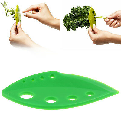 Kitchen Product Looseleaf Leafy Kale Herb and Collard Greens Stripper Tools