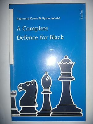 CHESS ECHECS: A Complete Defence for Black, 1996, BE