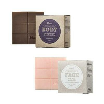 KLAIRS Be Clean Natural Soap 100g ( Face / Body )