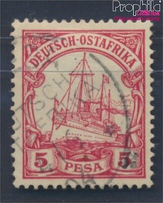 German-Eastern Africa 13I used 1901 Hohenzollern (8305090