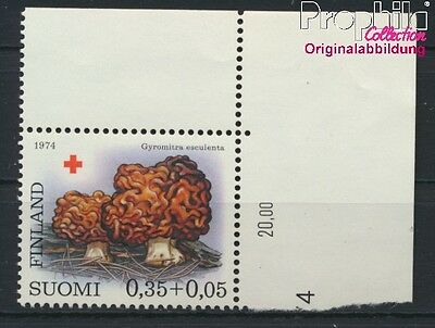 Finland 753x unmounted mint / never hinged 1974 Red Cross: Mushrooms (8882598