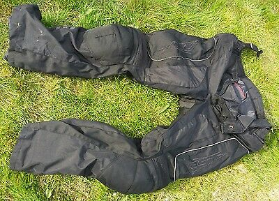 RST WP Touring Trousers Textile Waterproof
