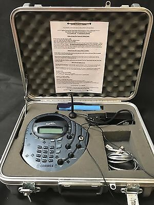 Comrex Matrix Portable / POTS Interface and ISDN Module + Case + Battery + PSU