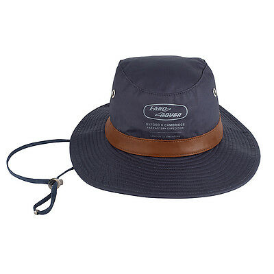 Landrover Bush Hat - Navy New And Genuine