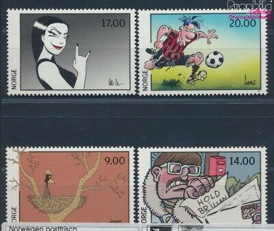 Norway 1765-1768 unmounted mint / never hinged 2011 Comics (8688177