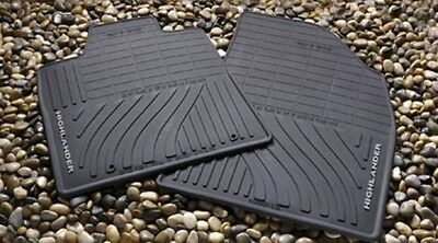 Floor Mat-All-Weather Floor Mats - 1 Pieces TOYOTA OEM PT9084800002