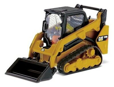 Diecast Masters Cat 259D Compact Track Loader 1/50 scale model 85526