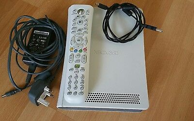OFFICIAL HD DVD PLAYER Xbox 360 Microsoft + Remote + Power supply