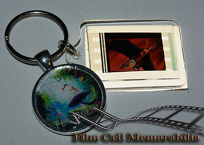 Fern Gully - 35mm Film Cell Movie KeyRing and Pendant Keyfob Gift