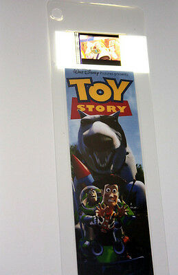 Film Cell Bookmark 35mm - Toy Story Movie Memorabilia Gift RARE