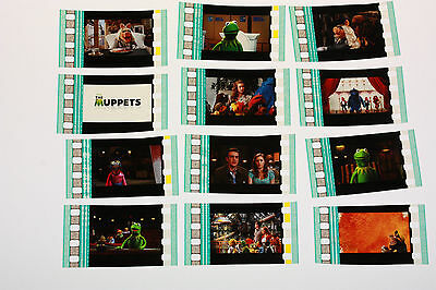 Muppets  - 12pack - 35mm Film Cell Lot movie memorabilia Aus Seller