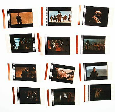 Mad Max Beyond Thunderdome - 12  pack - 35mm Film Cell Lot FREE POSTAGE
