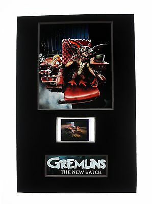Gremlins 2 The New Batch -  6 x 4 Unframed movie film cell display great gift