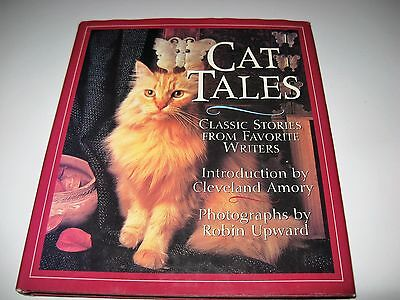 Cat Tales Classic Stories From Frvorite Writers Photographs By Robin Upward 1989