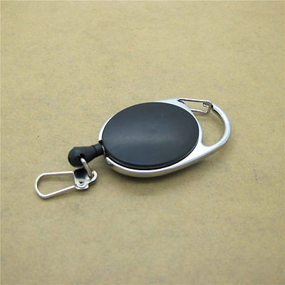 SF Coarse Trout Fly Fishing Zinger Retractor Tool Clip On Style Accessory