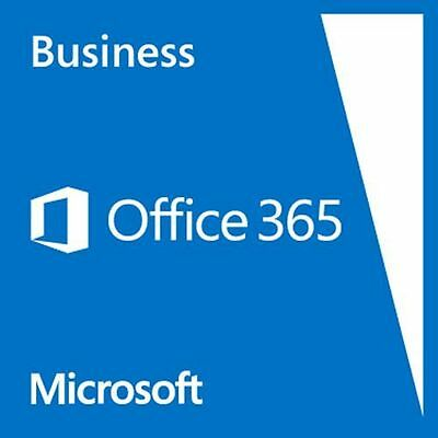Microsoft Office 365 Business, 1 anno (Italiano) (5x PC/MAC)