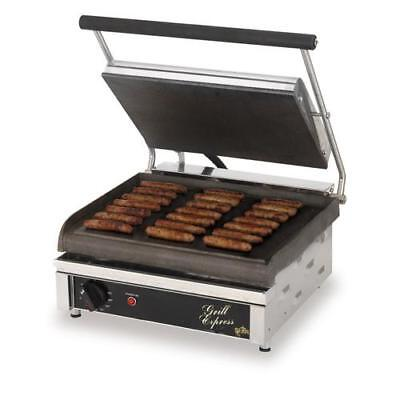 Star - GX14IS - Grill Express™ Countertop Sandwich Grill w/ Smooth Plates