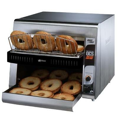 Holman - QCS3-1600B - Bagel Fast Conveyor Toaster 1,600 Halves/Hr