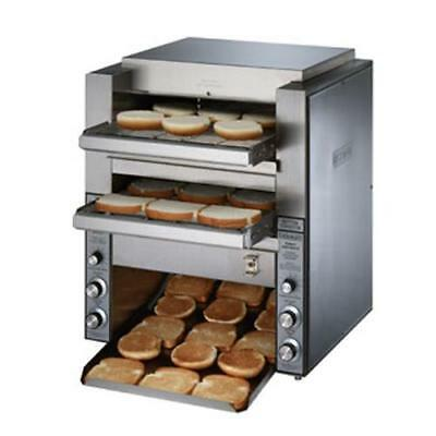 Holman - DT14 - Double Conveyor Toaster 1,000 Halves/Hr