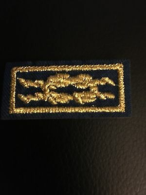 Unit Leader Award Of Merit Knot, Mint Rare Scout