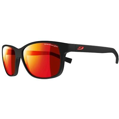 Julbo Powell Sunglasses (Spectron 3 Cf Lens Matt Black/red Frame)