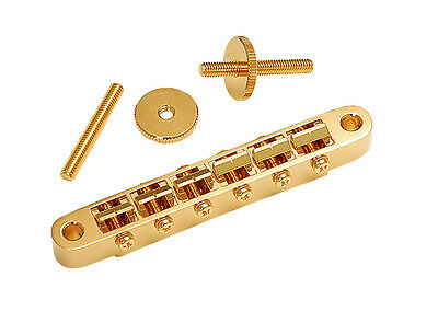 Gotoh Tune-O-Matic ABR-1 Bridge Gold for Gibson Les Paul / SG