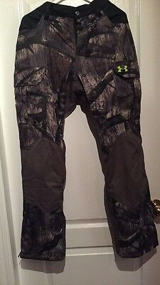 Under armour cold gear pants mossy oak