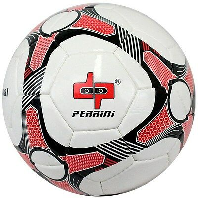 FULL OFFICIAL SIZE 5 SOCCER BALL FIFA WORLD CUP Football Red Black White League