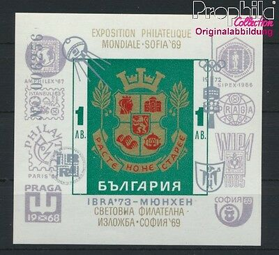 Bulgaria block41 MNH 1973 BriefmarkenausstellungIBRA´73 (8985151
