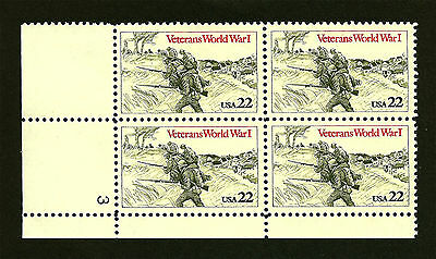 Scott #2154 M NH - Plate Block of Four