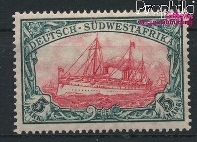 German-Southwest 32B MNH 1919 Ship Imperial Yacht Hohenzollern (8983959