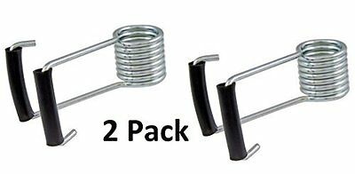 Wing Spring Door Closer Fits All Door Butt Hinge & Keeps All Doors Closed 2 Pack