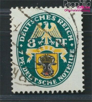 German Empire 426X proofed fine used / cancelled 1928 (8984251