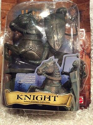 Harry Potter Knight Deluxe Creature Collection Action Figure - 2001 Mattel NIP!!