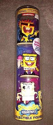$1.11! Sponge Bob Square Pants Collectible Figurines Nickelodeon Action Figurine