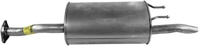 Exhaust Muffler Assembly-Quiet-Flow SS Muffler Assembly fits 12-15 Honda Civic