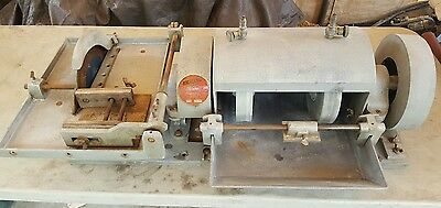 "Highland Park Lapidary Saw & Grinder Model E10 8"" Blade"